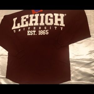 Football jersey LEHIGH UNIVERSITY Logo